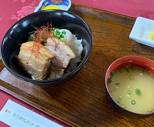 喜々津角煮丼